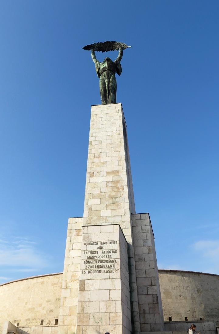 Liberty-statue-budapest