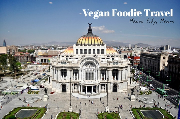 Vegan Foodie Guide: Mexico City