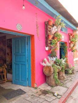 Flores-Guatemala