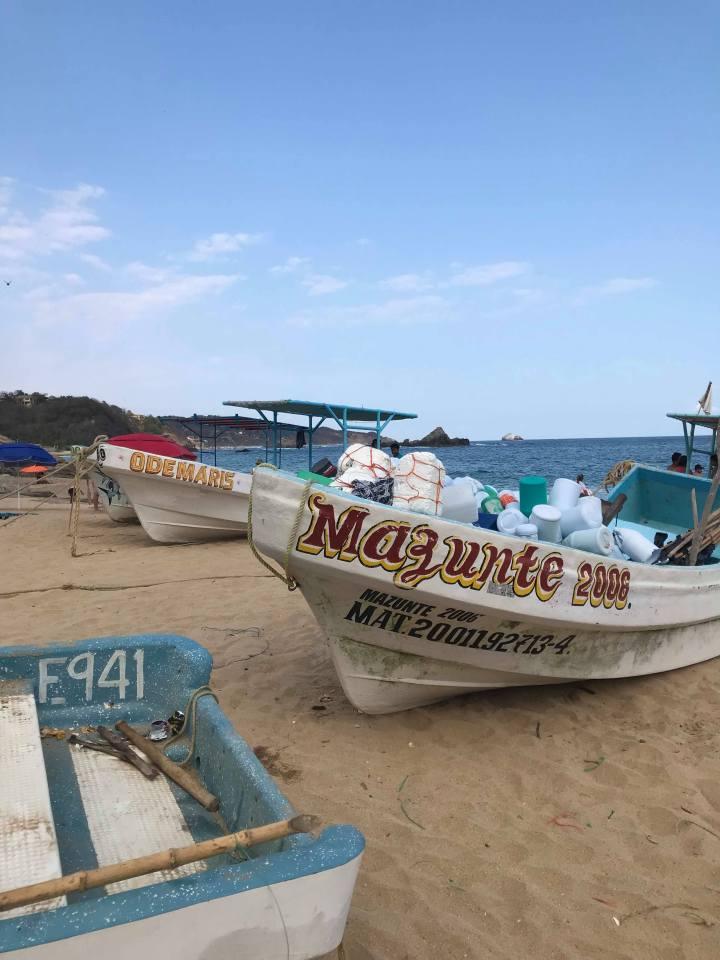mazunte-beach