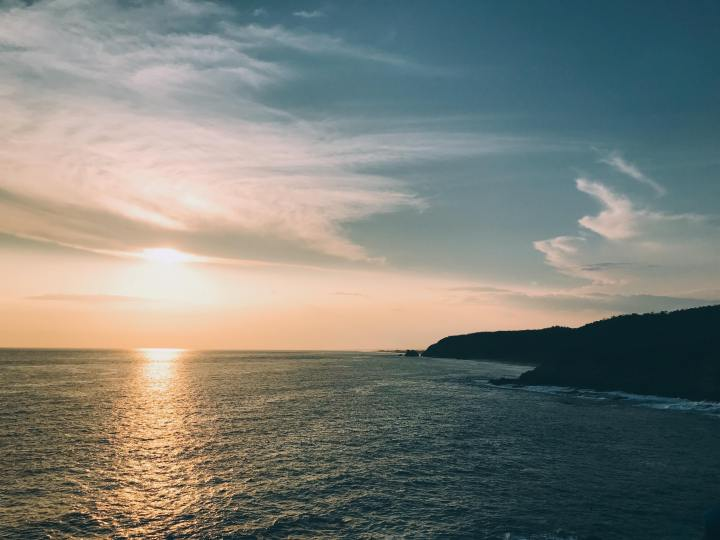 sunset-mazunte
