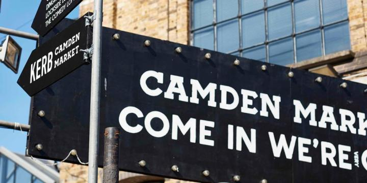Where to eat in Camden, London!